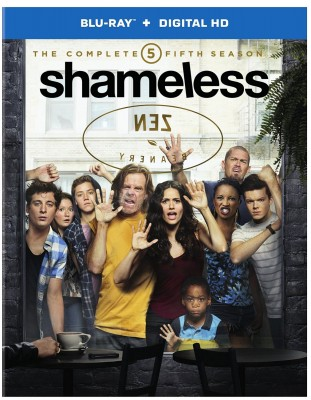 Shameless TV show on Blu-ray: season 5