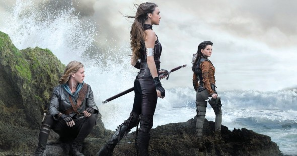 The Shannara Chronicles TV show on MTV (canceled or renewed?)