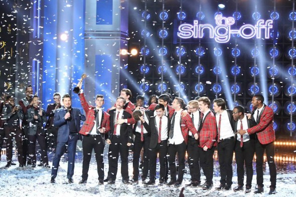 The Sing-Off TV show on NBC: canceled, no season 6?