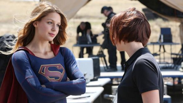 Supergirl TV show on CBS: cancel or renew for season 2?