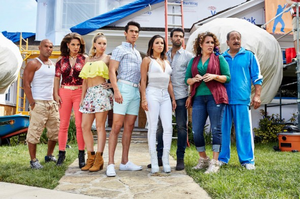 Telenovela TV show on NBC (canceled or renewed?