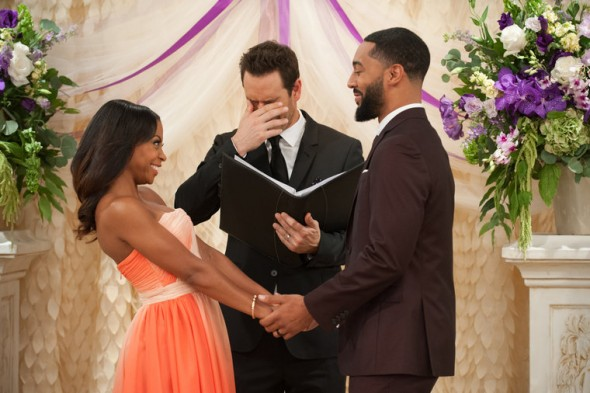 """Photo from the episode """"The Wedding"""""""