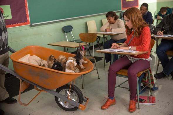 Unbreakable Kimmy Schmidt TV show on Netflix: season 2