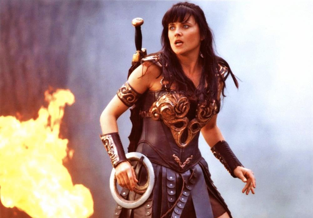 Xena: Warrior Princess: Series Remake Moves Forward at NBC ...