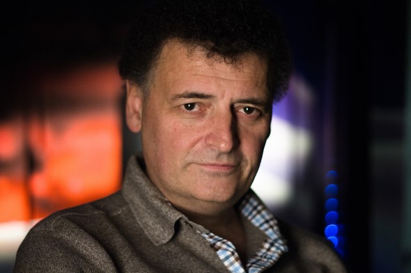 Steven Moffat (writer/showrunner Doctor Who) © BBC / Andy Mosse