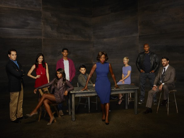 How to Get Away with Murder TV show on ABC: season 4 renewal (canceled or renewed?)