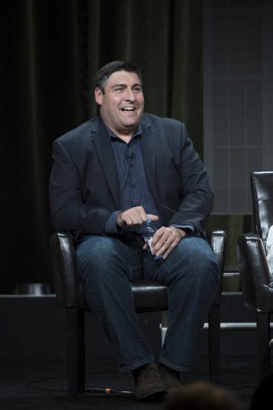 Adam Goldberg: creator and executive producer (ABC/Image Group LA)