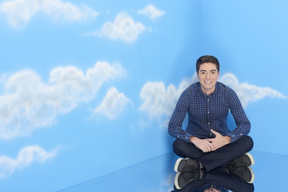 "THE REAL O'NEALS - ABC's ""The Real O'Neals"" stars Noah Galvin as Kenny. (ABC/Bob D'Amico)"