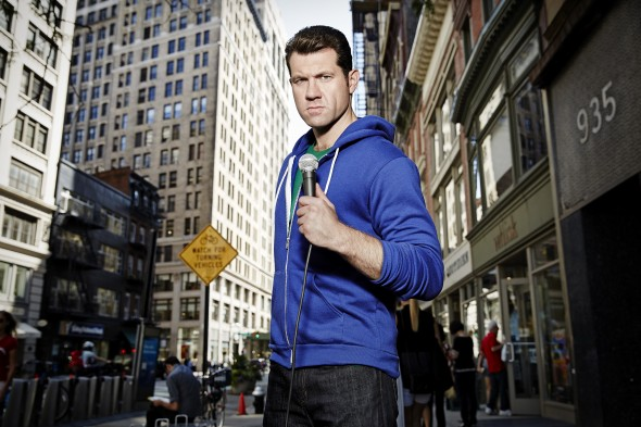 Billy Eichner photo courtesy of Turner Pressroom