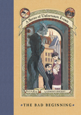 A Series of Unfortunate Events TV show on Netflix: season one