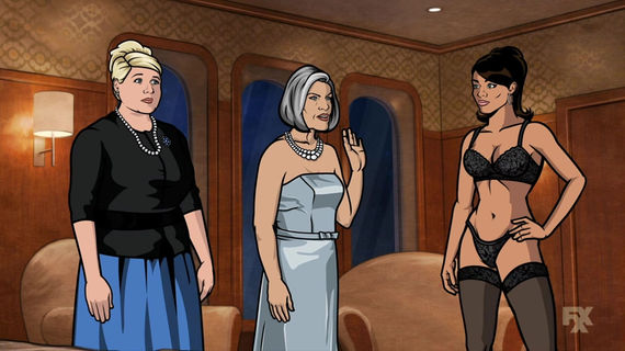 Archer TV series on FXX season 7