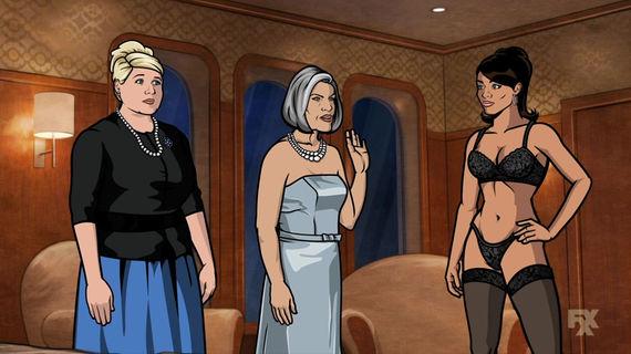 Archer TV series on FXX season 7