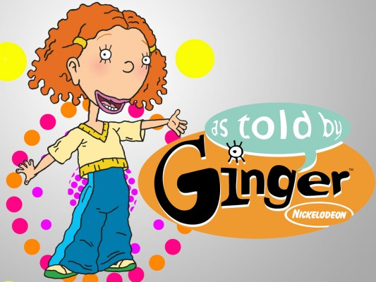 As Told by Ginger: Nickelodeon Series Revival Rumored - canceled TV ...