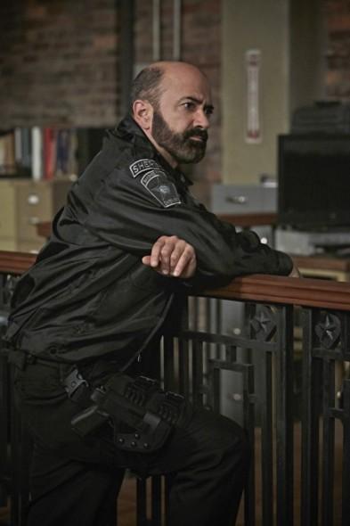 Matt Servitto. Credit: Gregory Shummon/Cinemax.