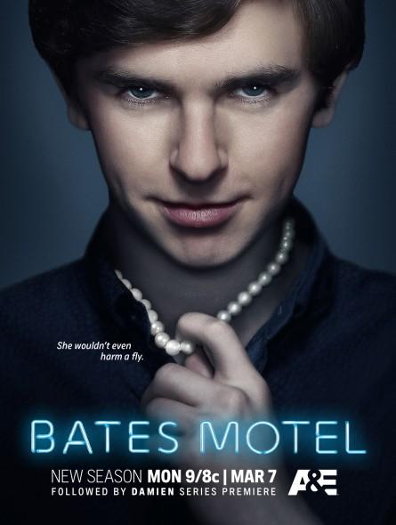 Bates Motel TV show on A&E: season four