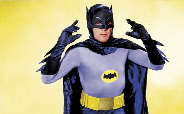 Batman TV show; Adam West; The Bing Bang Theory TV show on CBS, episode 200 (canceled or renewed?)