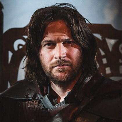 Beowulf TV show on Esquire Network season one canceld or renewed kieran bew