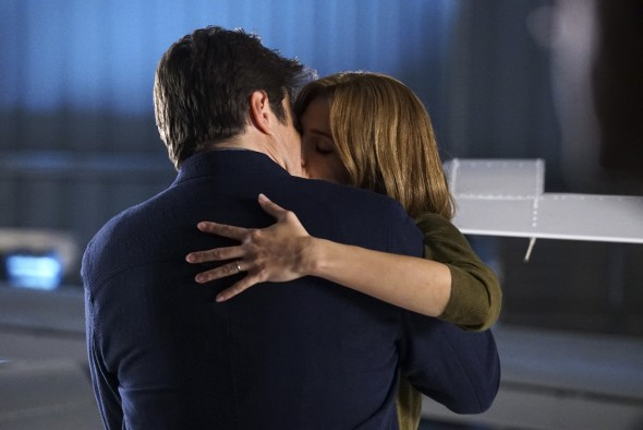NATHAN FILLION, STANA KATIC.(ABC/Richard Cartwright)