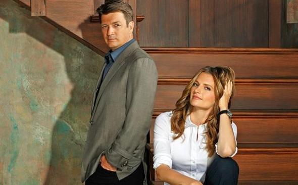 Castle TV show on ABC: canceled, no season 9