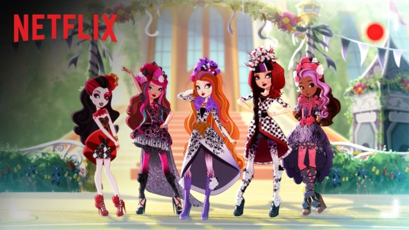 Ever After High TV show on Netflix (canceled or renewed?)