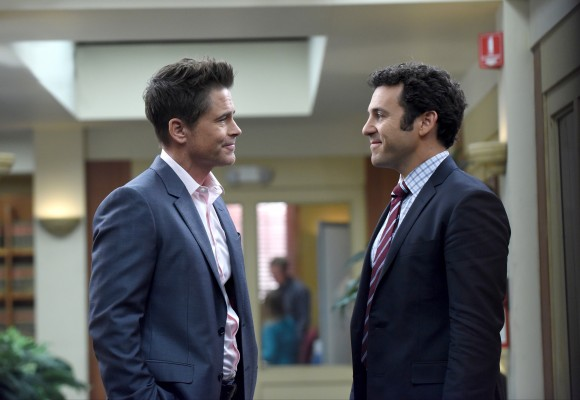 The Grinder TV show on FOX: season one (canceled or renewed?)