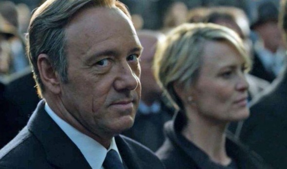 House of Cards TV show on Netflix: season 4 (canceled or renewed?)