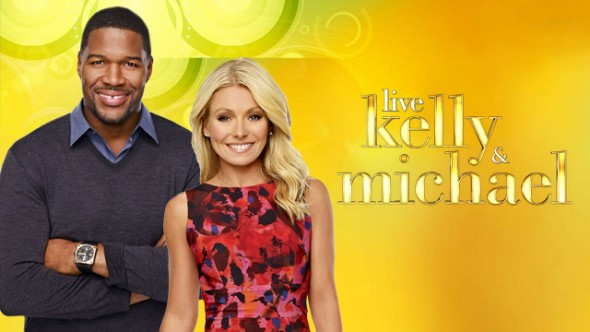 LIVE with Kelly and Michael TV show on ABC renewal