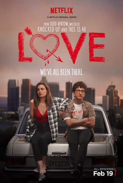 Love TV show on Netflix: season one
