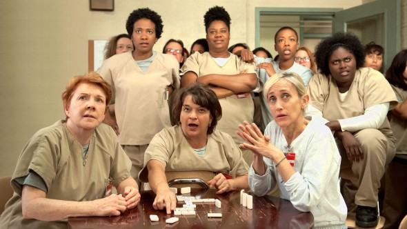 Orange Is the New Black TV show on Netflix: season four premiere