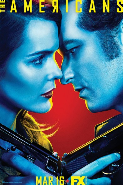 The Americans TV show on FX: season 4 (canceled or renewed?); The Americans TV show on FX: season 4 premiere