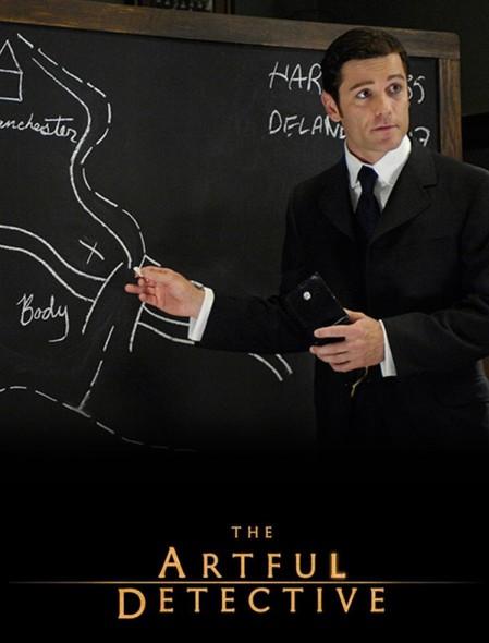The Artful Detective TV show on Ovation season 9 premiere