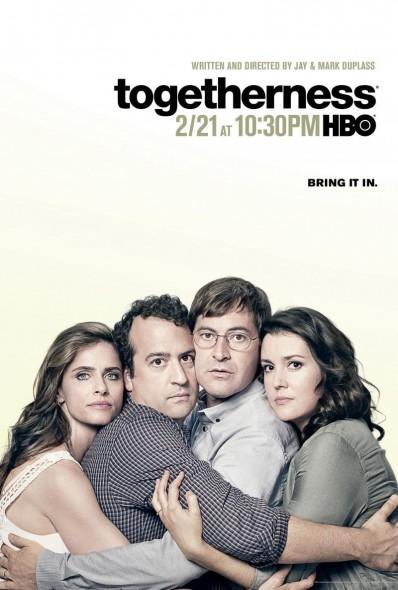 Togetherness TV show on HBO: season 2