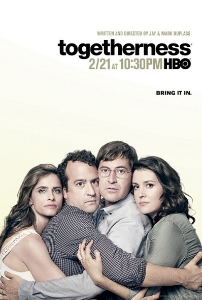Togetherness TV show on HBO: canceled, no season 3