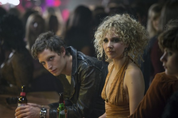 James Jagger, Juno Temple (Credit: courtesy of HBO)