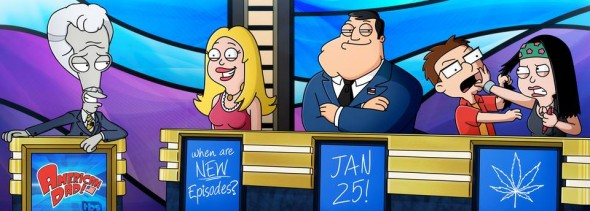 American Dad! TV show on TBS: ratings (cancel or renew?)