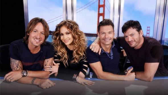 American Idol TV show on FOX: ratings (final season)