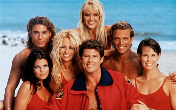 baywatch pamela anderson tv role cast for new movie canceled tv