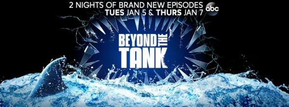 Beyond the Tank TV show on ABC: ratings (cancel or renew?)