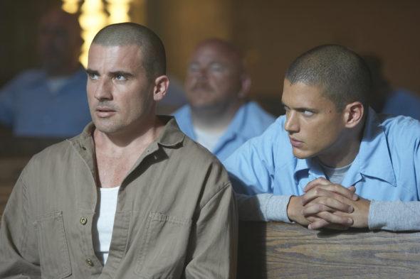 Prison Break TV show on FOX: revival