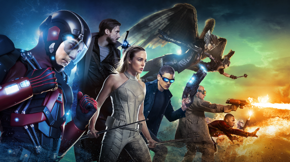 DC's Legends of Tomorrow TV show on CW (canceled or renewed?)