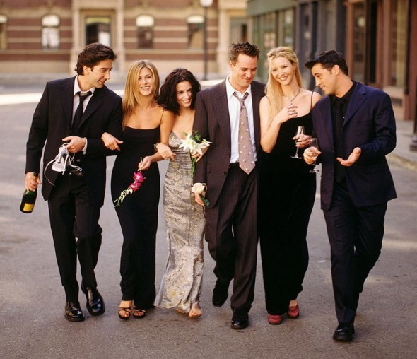Friends TV show on NBC: reunion coming