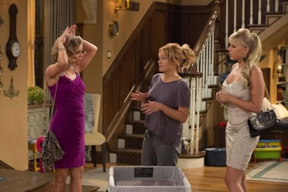 Fuller House TV show on Netflix (cancel or renew?)