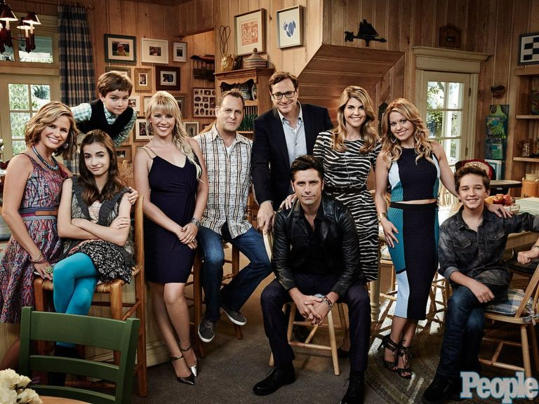 Fuller House TV show on Netflix (cancel or renew?)