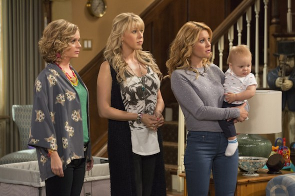 Fuller House TV show on Netflix: season 2 (canceled or renewed?).