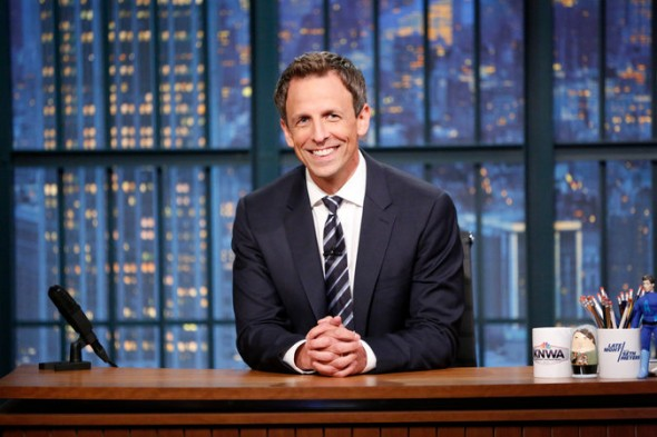 Late Night with Seth Meyers TV show on NBC: renewed