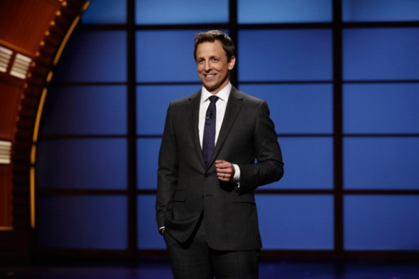 Late Night with Seth Meyers TV show on NBC