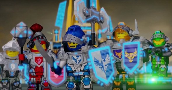 LEGO NEXO Knights TV show on Cartoon Network: season one (canceled or renewed?)