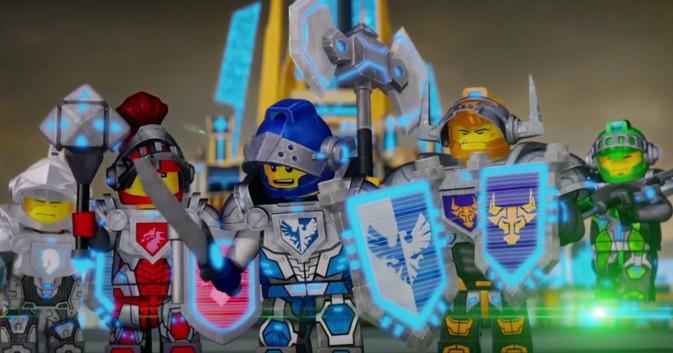 Nexo Knights Serie