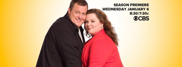 Mike & Molly TV show on CBS: ratings (canceled)