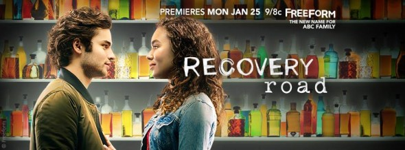 Recovery Road TV show on Freeform: ratings (cancel or renew?)